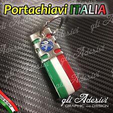Portachiavi Bandiera Tricolore Italia Auto Moto PEUGEOT