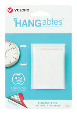 Velcro 95192 HANGables - Circular Strips - Set of 4 - Up to 4lbs