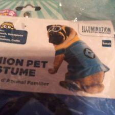 Minion Dog Custume, NEW