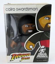 Mighty Muggs	- Indiana Jones - Cairo Swordsman Vinyl Action Figure