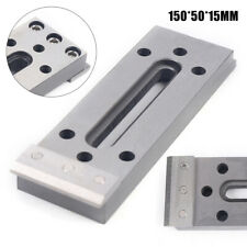 Wire Edm Fixture Board Jig Holder Clamp Tool for Clamping & Leveling Stainless