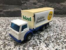 Matchbox Superkings K40 Ford D Series Bizzl Fröhliches Durstlöscher Rare Truck