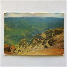 Waimea Canyon Postcard (P395)