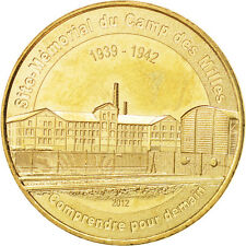 [#94246] France, Tourist Token, 13/ Site-Mémorial du Camp des Milles, 2012, MDP