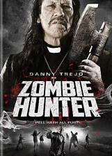ZOMBIE HUNTER DVD DANNY TREJO