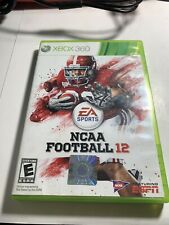Ncaa Football 12 Xbox 360 Tested Complete