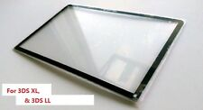 Top Screen Frame Lens Cover For 3DS XL / 3DS LL - BRAND NEW FREE SHIPPING