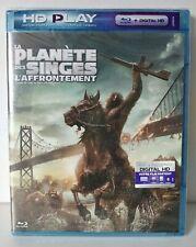 La Planète des Singes : L'affrontement - Blu Ray - Neuf / New & selead