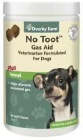 60pcs No Toot For Dogs, Chew Gas & Flatulence Supplement (Best Before Jan 2020)