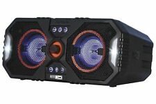 New Altec Lansing ALP-XP400 XPEDITION 4 Portable Waterproof Bluetooth Speaker