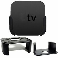 OR New Wall Mounting Kit Case Bracket Holder Tray Stand For Apple TV 4th