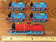 Thomas the Train Tank Engine  Fabric Iron On Appliques style #18