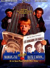 Bande annonce cinéma trailer 35mm 1992 MAMAN ENCORE RATE AVION M Culkin LONGUE