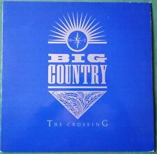 "Big Country    ""  The Crossing  ""  33T   LP  1983  Vg++ / Ex"