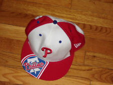 NEW ERA 59FIFTY PHILADELPHIA PHILLIES 7 1/4 FITTED BASEBALL CAP NEW CONDITION