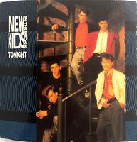 New Kids On The Block CD Single Tonight - Europe (VG/M)