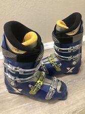 New listing Salomon Mens Xwave Us Size 12 Us Blue Downhill Ski Boots Sensifit