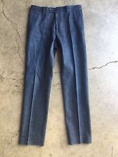 Tom Ford Shelton Denim Tailored Trousers sz 54 IT 38 US $1220