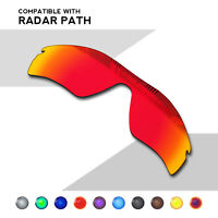 Wholesale POLARIZED Replacement Lenses For-Oakley Radar Path Sunglasses