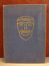 Kon-Tiki for Young People Thor Heyerdahl First 'A' Edition 1960  Rand McNally HC