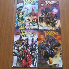 Marvel Secret Wars X-Men '92 #1-4