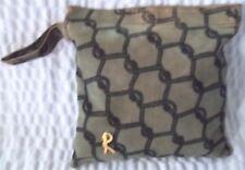Vintage Roberta Di Camerino Velour Cosmetic Bag