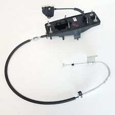 2018 17 18 AUDI A4 B9 SHIFT SHIFTER SELECTOR MECHANISM & CABLE ASSEMBLY OEM