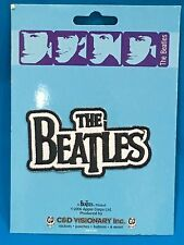 The Beatles Patch. New Old Stock from 2006. New