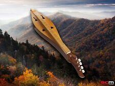 Applecreek FAD1 Appalachian DULCIMER Spruce Top C/W Bag Made In Romania