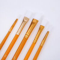 25 STÜCKE Arttist Pinsel Set Für Acryl Öl Aquarell Gouache Pinsel