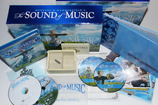 The Sound of Music 45th Anniversary Blu-ray/DVD Combo Limited Edition Set NEW