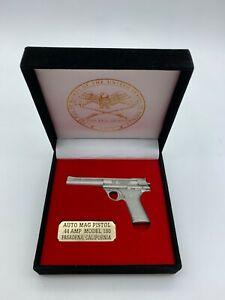 Auto Mag pistol mini-replica