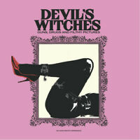 """Devil's Witches - Guns Drugs And Filthy Pictures [New Vinyl LP] 10"""""""
