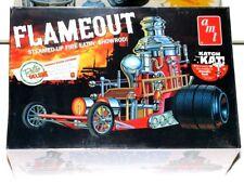 AMT Flame Out Steamed up Fire Eatin' Show Rod! enhanced kit model kit 1:25 NIB