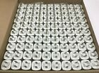 100 X White 1A USB Power Adapter Home Wall Charger US Plug FOR iPhone 6 7 8 X XS