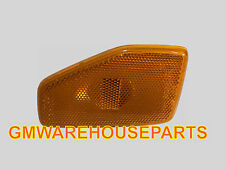 2006-2010 HUMMER H3 PASSENGER SIDE YELLOW SIDE MARKER LIGHT LAMP AMBER  15873639