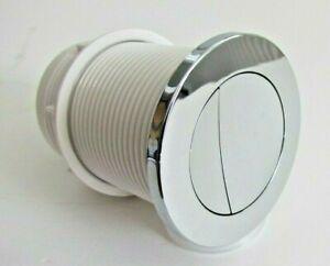 MACDEE KARA NEW TYPE 72mm PNEUMATIC DUAL FLUSH PUSH BUTTON