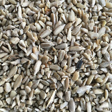20KG ECONOMY SUNFLOWER HEARTS AND KERNELS NO MESS WILD BIRD FEED