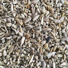 20KG ECONOMY SUNFLOWER CHIPS HEARTS KERNELS MIX WILD BIRD FEED