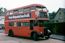 London Transport RT4779 Mill Hill East Station 12th July 1978 Bus Photo