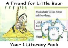 FRIEND for LITTLE BEAR TEACHING PACK - Y1 English Resource