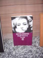 Portraits, von Djuna Barnes, aus dem Fischer Verlag