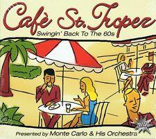 Cafe St. Tropez - Swingin Back ... CD NEU One Sip Of Cinzano Anita Ekberg