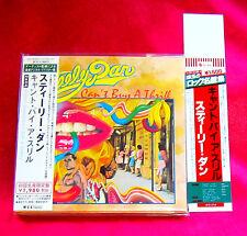 Steely Dan Can't Buy A Thrill MINI LP CD + PROMO OBI JAPAN MVCZ-10072
