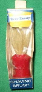 Ever-Ready Shaving Brush No. 100 with Original Box