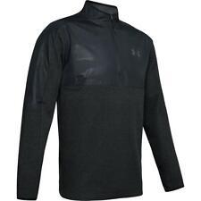 Under Armour ColdGear Infrared Fleece 1/2 Zip Top (Black)
