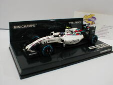 Minichamps 417160177 - Williams FW38 No77 Brasilien GP Formel 1 2016 Bottas 1:43