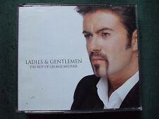 Ladies And Gentleman.The Best Of George Michael Double CD.Freedom 90,Outside,As.