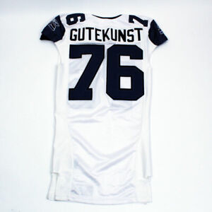 Team-Issued Samuel Gutekunst #76 Previous Road Jersey - SA#09317