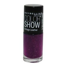 Maybelline Color Show Vintage Leather Nail Polish, 885 Lasting Lilac